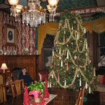  The beautiful dining room at Capt. Mey&#39;s