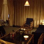 Lounge area, Junior Suite
