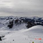 This was a picture that i took from the chair lift..amazing!