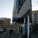 Фотография Holiday Inn Express Glasgow City Centre - Theatreland
