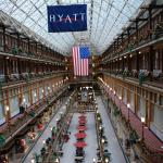 Hyatt at the Arcade