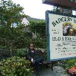 Foto de Badgers Wood Guest House