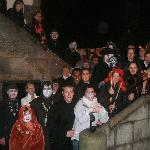 Taken on FerrieScarie Ghost Walk Queensferry