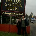 Photo de The Fox & Goose Hotel