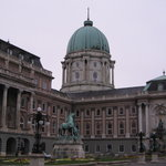 Buda Castle - Royal Palace (Kiralyi Palota)