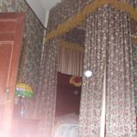  The canopy Bed in the Master&#39;s Suite