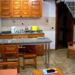  Bungalow kitchen area