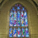 Duke University Chapel Stained Glass