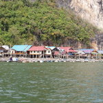 Koh Pan Yi (Floating Muslim Village)
