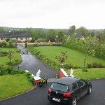 Foto di Corofin Country House