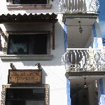  Front of Hotel Marcianito