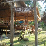 Little Eden Bungalows & Restaurant Foto