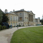 Basildon Park - front of the house