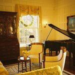 Parlor at the Mansion