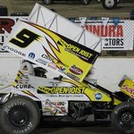 Joey's sprint car