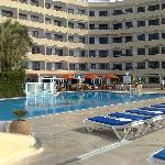 Pearly Grey  hotel and Pool