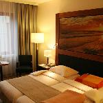 Hotel room in Hotel Wyswert