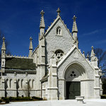 Gothic Chapel, built in 1875 & restored in 2006. Used for funerals, concerts, weddings, spec. ev