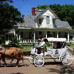 Foto de Three Oaks Bed and Breakfast