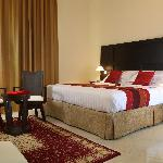 Emirates Stars Hotel Apartments Foto