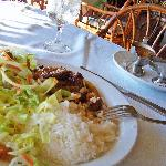 waterfront :: the dominican lunch!!!