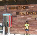 Foto van Red Rock Restaurant and Campground