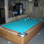  The Pool Table - Lights Out mastered 3 Ball