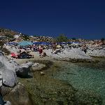  Kolymbithres Beach at Paros Greece