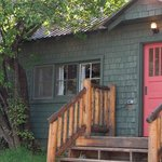 Foto de Molly Butler Lodge & Cabins