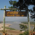 ‪Sop Ruak - the center of the Golden Triangle‬