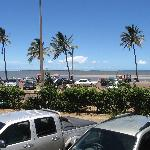 View from Cost Do Sol  in Maputo