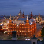  Ritz Carlton Moscow- Roof