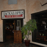 Jackalope's at the Tenaya Lodge