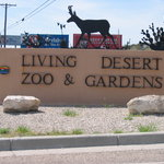 Living Desert Zoo and Gardens State Park
