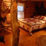 Bilde fra Log Country Inn B&B