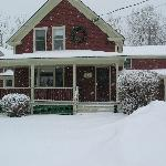 Φωτογραφία: Pleasant Street Inn Bed & Breakfast