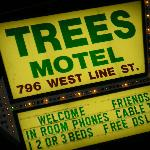 The Trees Motel resmi