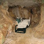 Tenison's Loung Chairs in Peter's Cave