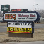 Hickory Hut Barbeque
