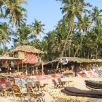  La plage de GOA 1