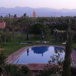 View at Dusk - Atlas Mountains
