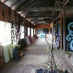 Foto de Jungle Blues Dream Art Gallery & Homestay