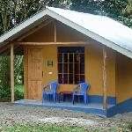 Cerro Chato Eco Lodge resmi