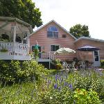Foto Arcola Flower Patch Bed & Breakfast
