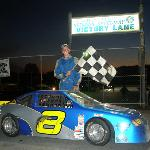  Chris igo&#39;s First feature win (minicup) Seekonk speedway june, 29