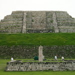  Xochicalco Pyramids.