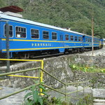 Cusco & Machu Picchu Railway