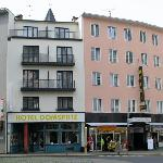  Hotel Domspatz, Cologne, and its neighbor, hotel Central am Dom