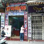  entrance of Thuy Nga Guest House