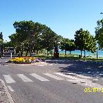  Road into Sirmione by Hotel
